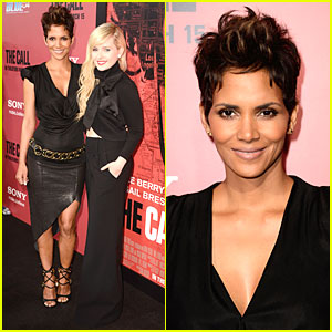 Halle Berry & Abigail Breslin: 'The Call' Hollywood Premiere!