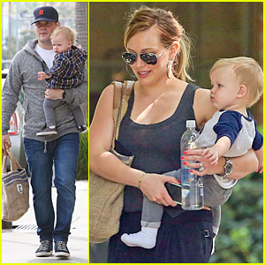 Hilary Duff: Bonding with Sister-in-Law Elizabeth!