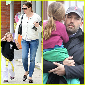 Jennifer Garner: Friends Nicknamed Me Casper!