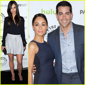 Jesse Metcalfe &#038; Jordana Brewster: 'Dallas' PaleyFest Event