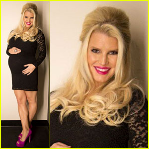 Jessica Simpson Confirms She's Having a Baby Boy!