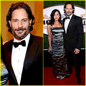 Joe Manganiello: Celebrity Fight Night with Bridget Peters!