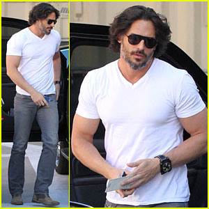 Joe Manganiello: Fitness Book to Be Released in 2014!