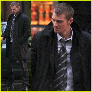 Joel Kinnaman: 'The Killing' Season 3 Starts Filming!