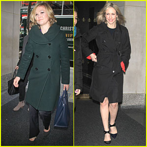 Julia Stiles & Vera Farmiga: 'Today Show' Promoting Duo!