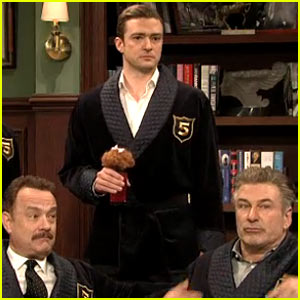 Justin Timberlake: 'SNL' Monologue - Watch Now!