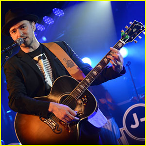 Justin Timberlake: SXSW Myspace Secret Show!