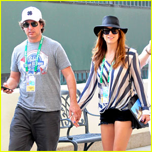 Kate Walsh: BNP Paribas Open Tennis Match with Chris Case!