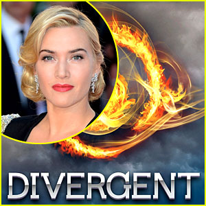 Kate Winslet Confirmed for 'Divergent' as Jeanine Matthews!