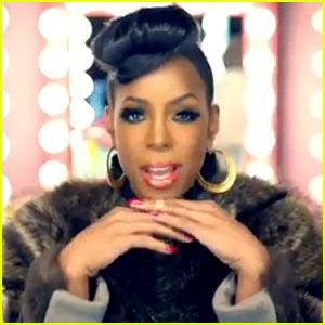 Kelly Rowland's 'Kisses Down Low' Video Premiere - Watch Now!