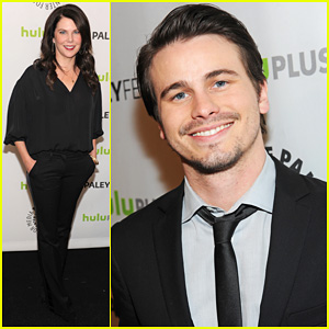 Lauren Graham: PaleyFest with 'Parenthood' Cast!