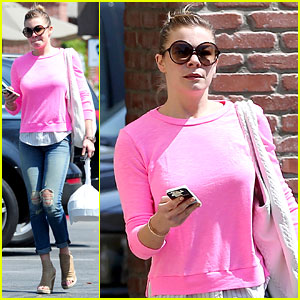LeAnn Rimes: Working on 'Different Things' in the Studio
