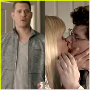 Michael Buble: 'It's a Beautiful Day' Video - Watch Now!