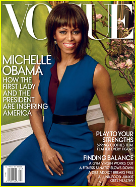 Michelle Obama Covers 'Vogue' April 2013
