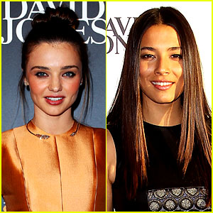 Miranda Kerr Splits from David Jones Brand, Replaced by Jessica Gomes