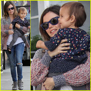 Rachel Bilson: Godmother Duties in Hollywood!