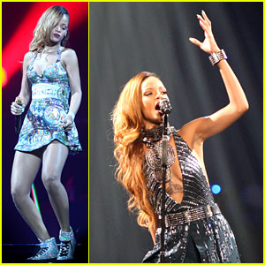 Rihanna: '777 Tour' Documentary Airing on Fox in May!
