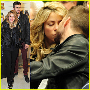 Shakira & Gerard Pique: 'Fantasme' Book Launch!