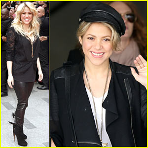 Shakira: 'S by Shakira' Perfume Launch!