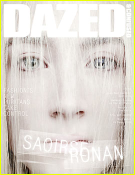 Saoirse Ronan Covers 'Dazed