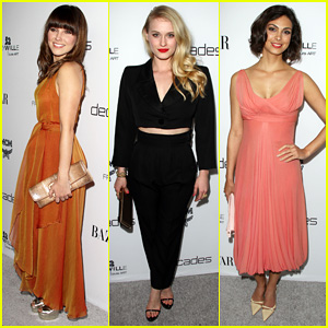 Sophia Bush & Leven Rambin: 'Dukes of Melrose' Launch!