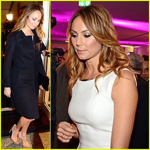 Stacy Keibler: Escada Store Opening in Berlin!