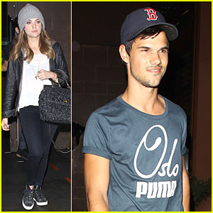 taylor lautner and ashley benson dating 2013 spike