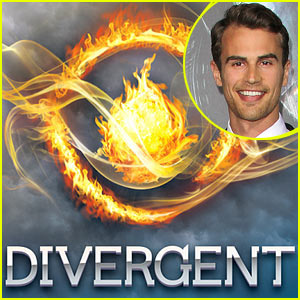 Theo James Joins 'Divergent' as Four!