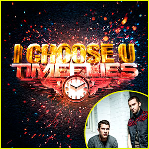 Timeflies' 'I Choose U' - One Minute Snippet (Exclusive)