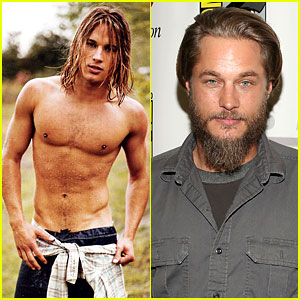 Travis Fimmel: From Calvin Klein Model to 'Vikings' Star!