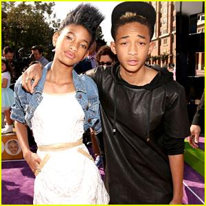Willow & Jaden Smith - Kids' Choice Awards 2013 Red Carpet