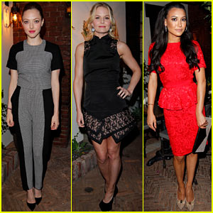 Amanda Seyfried & Jennifer Morrison: Allure's Look Better Naked Celebration!