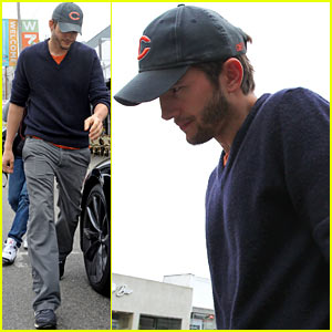 Ashton Kutcher: 'The Hunt' Investor!