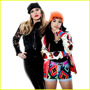 Becky G feat. Jennifer Lopez: 'Becky from the Block' Video!