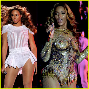Beyonce: 'Mrs. Carter World Tour' First Show Pics & Videos!