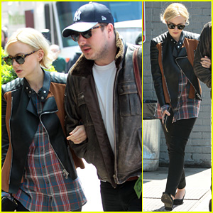 Carey Mulligan & Marcus Mumford: East Village Twosom