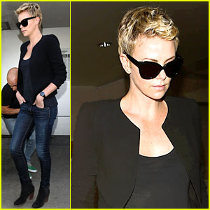 Charlize Theron: Nicholas Hoult Joins 'Dark Places' Film!