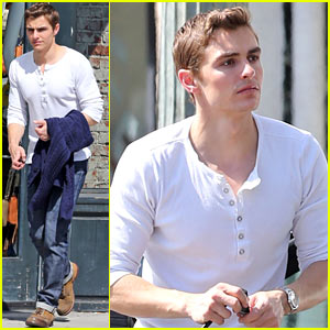 Dave Franco: Hollywood Shopping Stop!