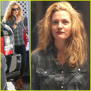 Drew Barrymore: Back to Blonde!