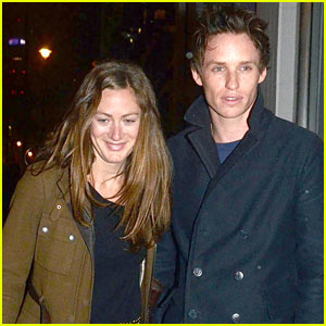 Eddie Redmayne: Teenage Cancer Trust Concert After Party!