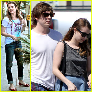 Emma Roberts & Evan Peters: Samy's Camera Couple!