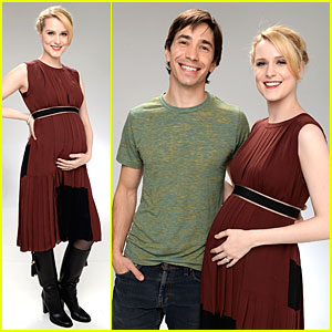 Evan Rachel Wood: Pregnancy is Whirlwind Roller Coaster!