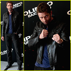 Gerard Butler: I Love Nudity!