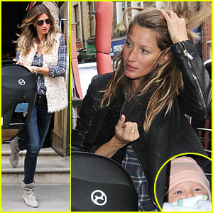 Gisele Bundchen: Harry Josh's #HarrysParty on