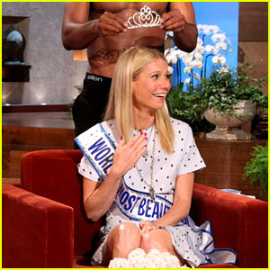 Gwyneth Paltrow Tells Embarrassing Sheer Dress Story (PHOTOS)