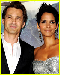 Halle Berry Restrains Olivier Martinez After Airport Incident