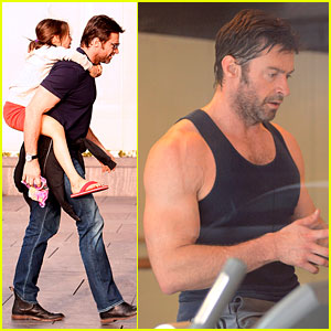 Hugh Jackman Thanks Fans for Support After Gym Attack
