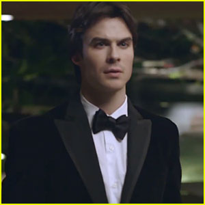 Ian Somerhalder: 'Time Framed' Official Trailer!
