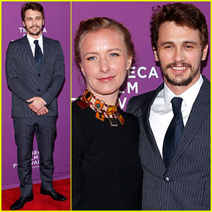 James Franco: 'The Director' Tribeca World Premiere!