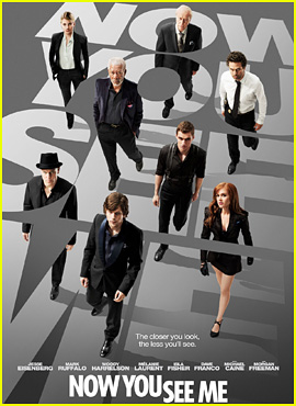 Jesse Eisenberg & Dave Franco: 'Now You See Me' Poster & Trailer!